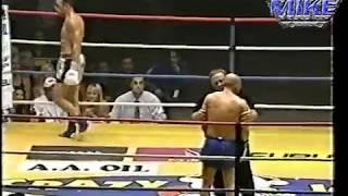 Michalis Zambidis (Iron Mike) - Knockouts