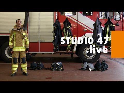 STUDIO 47 .live | NEUE SCHUTZBEKLEIDUNG FÜR DUISBURGER FEUERWEHR