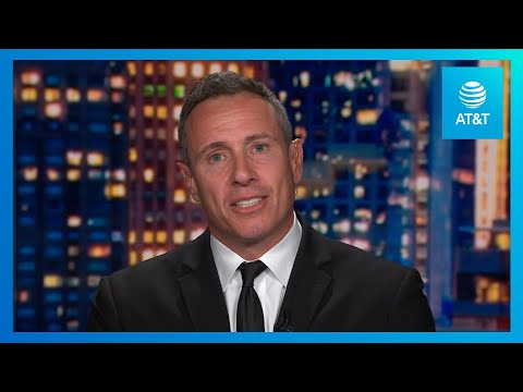 CNN'S Chris Cuomo Shares His COVID-19 Experience with AT&T-YoutubeVideoText