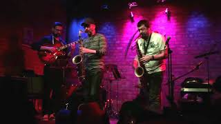Blues club jam session - Softly, as in a morning sunrise ( Abbey Lincoln )
