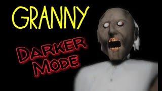 Granny: The Horror.  DARKER MODE. ПОЛНОЕ ПРОХОЖДЕНИЕ. ХАРДКОР! ( 16+)