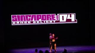 Megamint - CHAMPION Singapore Dance Delight Vol. 4 Finals (2013)