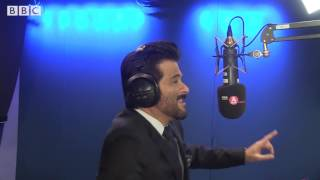 Anil Kapoor Does Desioke!
