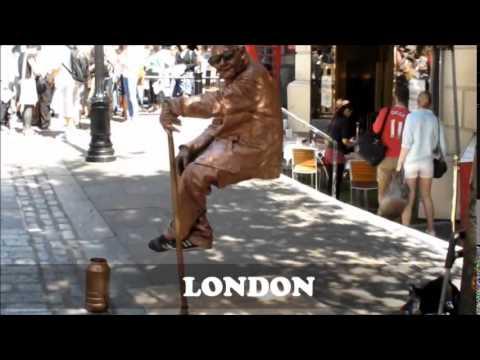 Video die Selbstmassage der Person gegen die Falten