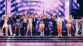 ALLA Paren I Ett Disco Battle! - Let's Dance 2019 (TV4)