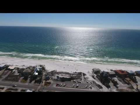 30A Dune Allen Beach Aerial