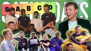 • Sidemen: http://www.youtube.com/Sidemen • Sidemen Clothing: http://www.sidemenclothing.com Have an idea for a compilation/montage or Sidemen Saturday, let us know below!  ------------------------------------------------------------------------------------------------------------  Sidemen: • Miniminter: http://www.youtube.com/Miniminter • Zerkaa: http://www.youtube.com/Zerkaa • Behzinga: http://www.youtube.com/Behzinga • Vikkstar123: http://www.youtube.com/Vikkstar123 • TBJZL: http://www.youtube.com/TBJZL • Wroetoshaw: http://www.youtube.com/Wroetoshaw • KSI: http://www.youtube.com/KSI