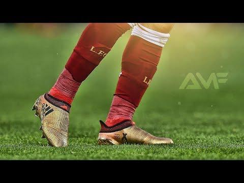 Most Beautiful Football Skills - 2018   HD