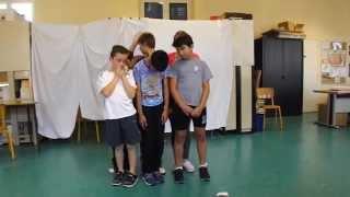 preview picture of video 'DeLaSalle Castres - JDA La boîte à sardines 2014'