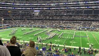 Penn State Blue Band- 2019 Cotton Bowl pregame