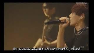 君がいた夏 Kimi ga ita Natsu SPYAIR sub español KINGDOM TOUR 2018