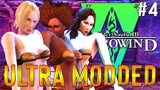 ULTRA MODDED MORROWIND - 300 Mods - House of Earthly Delights - 4