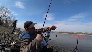 Иду с рыбалки поля перелески места безлюдные