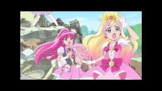Megumi Aino  - (HappinessCharge PreCure!) - PRETTY CURE ALL STARS: Haru no Carnival