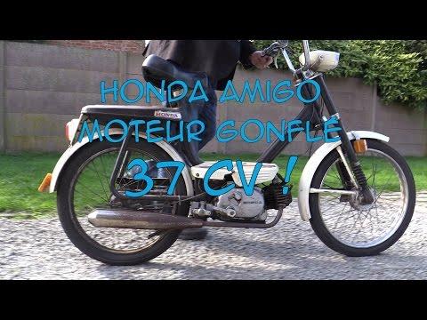 cette Honda amigo 37 CV, Impressionnant, regardez !!!