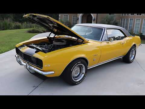 Video of '67 Chevrolet Camaro Offered by Select Classic Cars - QGFQ