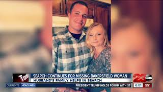 Family joins on united front to find missing Bakersfield woman