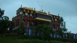 Sakya Monastery at Bylakuppe