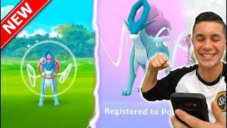Download Youtube: CATCHING THE LAST AVAILABLE LEGENDARY IN POKÉMON GO + NEW SHINY POKÉMON!