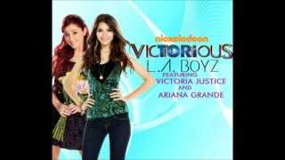 Виктория Джастис, LA Boyz - Victorious Cast feat. Victoria Justice and Ariana Grande