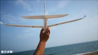 WL TOYS  XK A800 Airplane