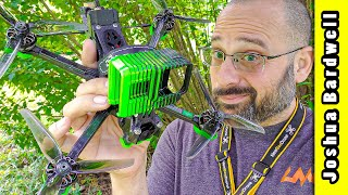 Nazgul Evoque is the best FPV quad iFlight has ever made