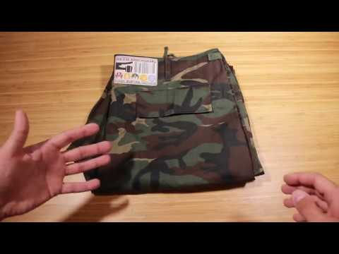 Camouflage Hose Review