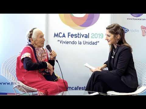 Entrevista a Abuela Margarita en MCA Festival 2019