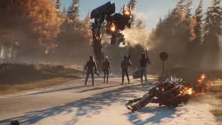 Generation Zero - Trailer Oficial E3 2018