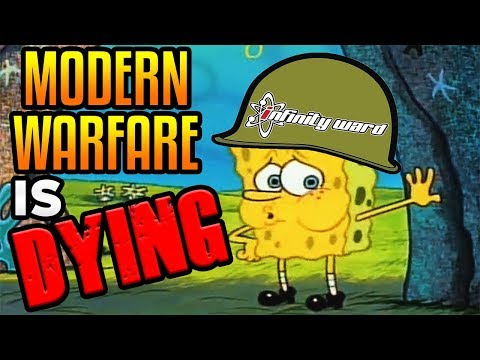 """Modern Warfare is DYING already!? """"Surveys"""" being sent out"""