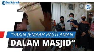 Larang Jemaah Salat Pakai Masker di Masjid Bekasi, Pengurus: Jemaah Pasti Aman Dilindungi Allah