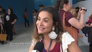 Clínica-Escola do Autista de Santos é visitada por mães e profissionais de saúde