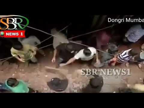 Dongri Mumbai building collapse SBR news1