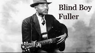 Careless Love by Blind Boy Fuller - Guitar Lesson Preview
