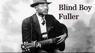 Careless Love by Blind Boy Fuller - Guitar Lesson ...