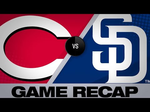 Hedges' HR, Lucchesi lead Padres to win - 4/21/19