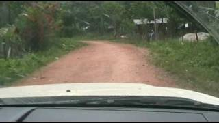 preview picture of video 'RALLY CAMINOS FRONTERIZOS 2009-LAS LAGUNAS-ELIAS PIÑA, REPUBLICA DOMINICANA.'