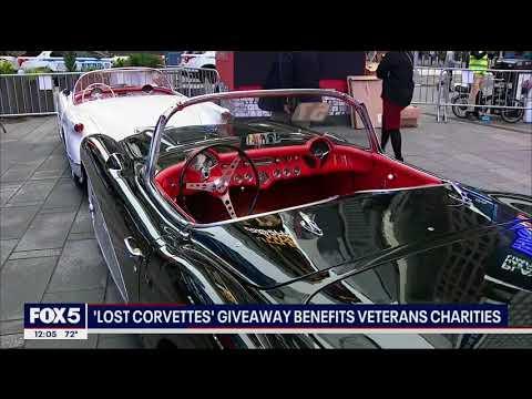 WNYW 11 11 2020 | Corvette Heroes