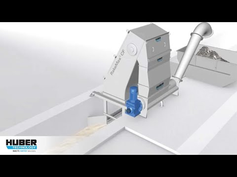 Animation: HUBER Harken-Umlaufrechen RakeMax® CF
