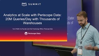 Analytics At Scale with Periscope Data: 20M Queries/Day With Thousands of Warehouses