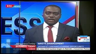 Nairobi County Government aims to generate power from waste from the Dandora Dumpsite