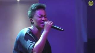 Efe Grace Powerful Ministration At The Maker's House Chapel International