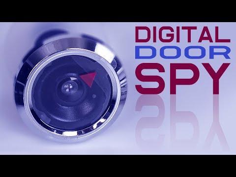 Lohnt ein digitaler Türspion? | Yale Door Viewer 500 | Einbau und Test