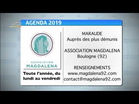 Agenda du 19 août 2019
