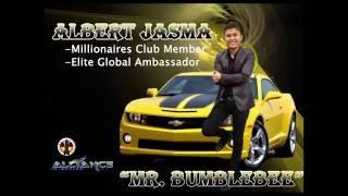 AIM Global  Success Story Mr.Albert Jasma Of BOHOL Testimonial @ MOA Arena