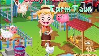 Game baby hazel farm tour