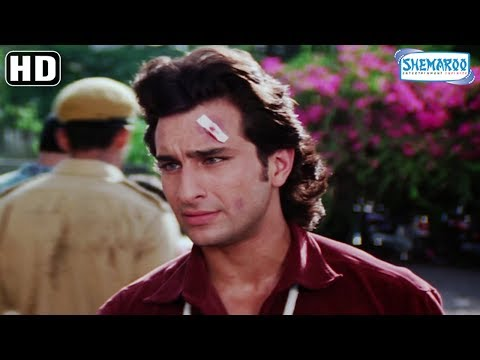 Saif Ali Khan Saves Preity Zinta's Brother - Kya Kehna {2000} - Hindi Movie