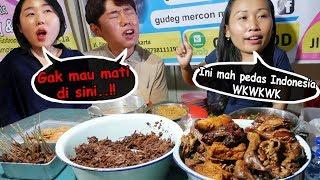 Download Video Gudeg mercon bikin Orang Korea nangis di pinggir jalan..! MP3 3GP MP4