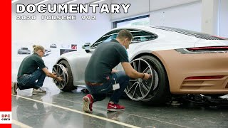 2020 Porsche 911 992 Documentary
