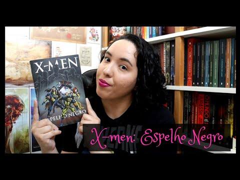 X-men: Espelho Negro, Marjorie M. Liu | Raíssa Baldoni